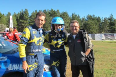 Steve Price on board for Kennards Hire Rally Australia | Kennards Hire Rally Australia | World Rally Championship