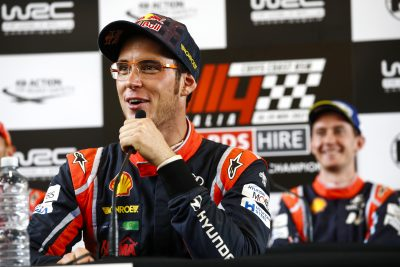 Neuville, WRC, Rally Australia, Coffs Coast NSW